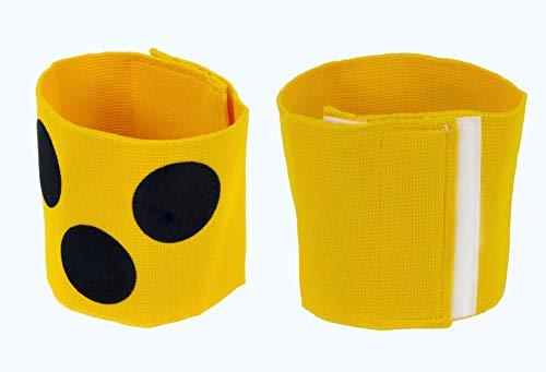 Blindenarmbinde elastisch Umfang 32 cm mit Klettverschluß verstellbar TOP QUALITÄT
