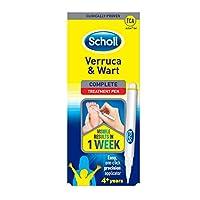 Scholl Verruca and Wart Complete Treatment Pen