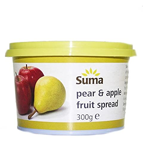 Suma | Pear And Apple Spread | 12 x 300G