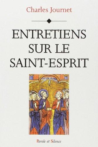 Entretiens sur le Saint-Esprit