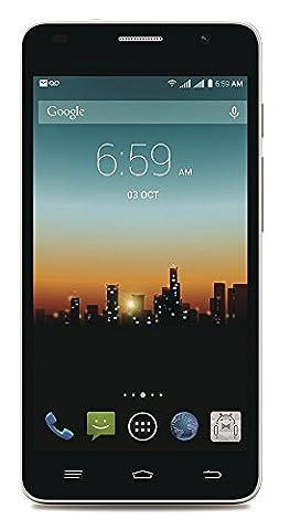 POSH Kick Pro LTE L520 Handy. Dual-SIM. Kamera auf Vorder-und Rückseite. 5