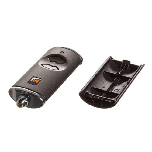 Hörmann Handsender Cover HSE2BS Leer Gehäuse ohne Batterie ohne Platine Ersatzteil Ober- und Unterschale -