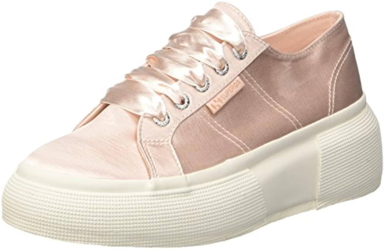 Superga Damen 2287-Satinw Sneaker 2018 Letztes Modell Mode Schuhe ...