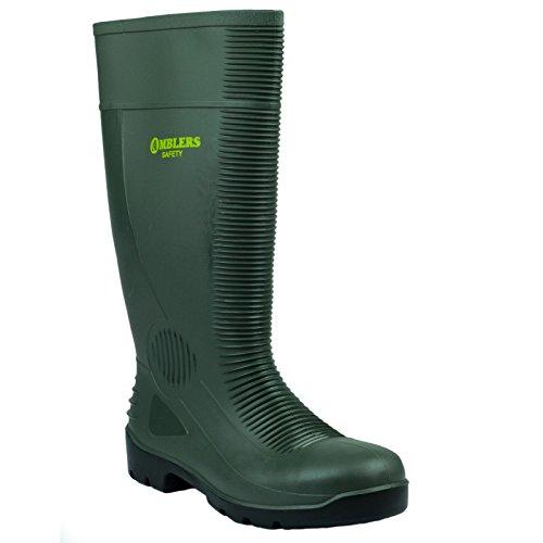 Amblers Safety FS100 - Bottes de sécurité - Homme Vert