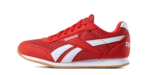 e21a788f03be9 Zapatilla Classic Reebok Royal CLJOG 2 Kids. DV4025 Red White. Talla 36