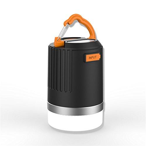 UMEI 2-in-1 LED Camping Lanterna e la Banca di potere 8800mAh IP65 impermeabile ultra luminoso 4 modalità per il campeggio barbecue uragani escursionismo interruzioni di pesca