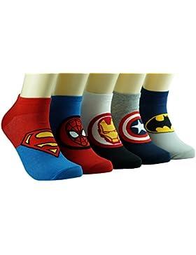 Dasom–Calcetines de moda para hombre. -  Multi color -