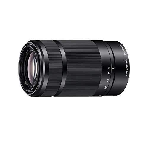 Foto Sony SEL55210B | Obiettivo con Zoom 55-210 mm F 4.5-6.3, Stabilizzatore...