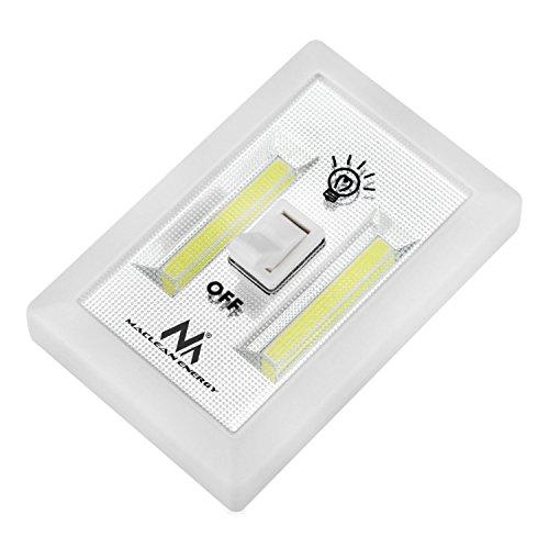 Taoyu Kabellose LED Wandleuchte mit Bewegungsmelder und Batteriebetrieben...
