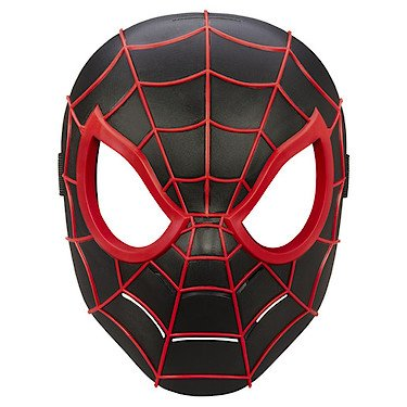 Hasbro B1251 - Marvel - Ultimate Spider-Man - Spider-Man Maske [UK (Spiderman Kostüme Helden Marvel)