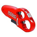 RIDGID 37463 Tagliatubi per tubi di scarico in plastica modello PTEC 3240, tagliatubi da 32 mm a 40 mm