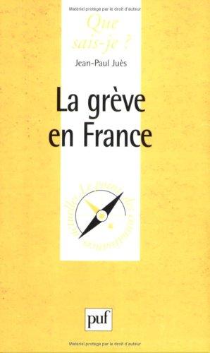 La grève en France