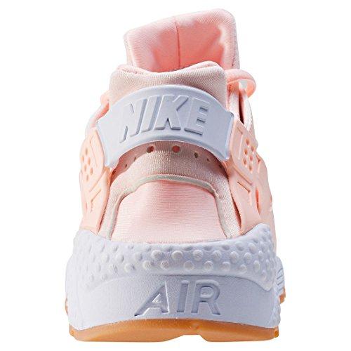 Nike Wmns Air Huarache Run, Scarpe da Ginnastica Donna Rosa