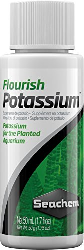 Seachem Flourish de potassium, 50 ml/1.7 Fl. oz