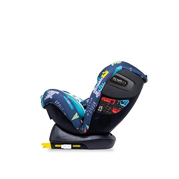 Cosatto CT4262 All in All + Group 0+123 Car Seat Dragon Kingdom (5PP 8.9 kg Cosatto Extended rear facing Suitable for all stages Extra security 4