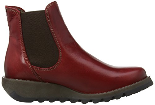 Fly London - Salv, Stivali da donna Rosso (Red)