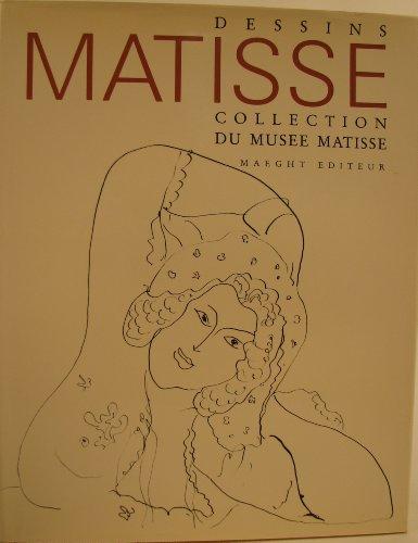 Henri Matisse, dessins. Collection du Musée Matisse, Nantes, du 22 décembre 1988 au 22 janvier 1989 par X. Girard
