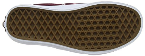 Unisex Sneaker von Vans–Era 59CA White (T&L - Windsor Wine/Plus)