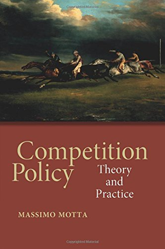 Competition Policy: Theory and Practice por Motta