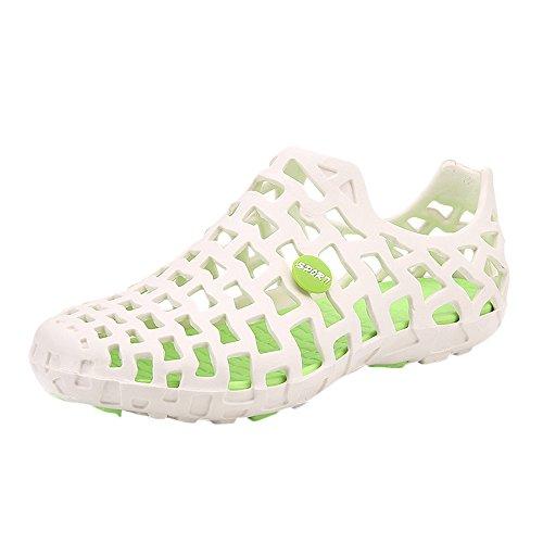 -EU49] ODRD Schuhe Herren Männer Frauen Unisex Klassische Casual Paar Strand Sandale Flip Flops Schuhe Combat Hallenschuhe Worker Boots Laufschuhe Wanderschuhe Sneakers Sport ()