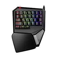 Everest Rampage KB-R05 EAGLE RGB Versiyon USB Aydınlatmalı Gaming Q Multimedia Mekanik Klavye