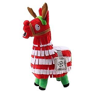 KOBWA Loot Llama Juguetes de Peluche, Linda Loot Llama Peluche Figura Muñeca Juguetes de Peluche Suave 4
