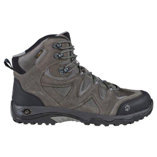 Jack Wolfskin Trilha Mestre Texapore Men 4007272, Homens De Trekking E Caminhadas Botas De Aço Escuro