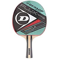 Dunlop Flux Nemesis Table Tennis Racket, Red/Black