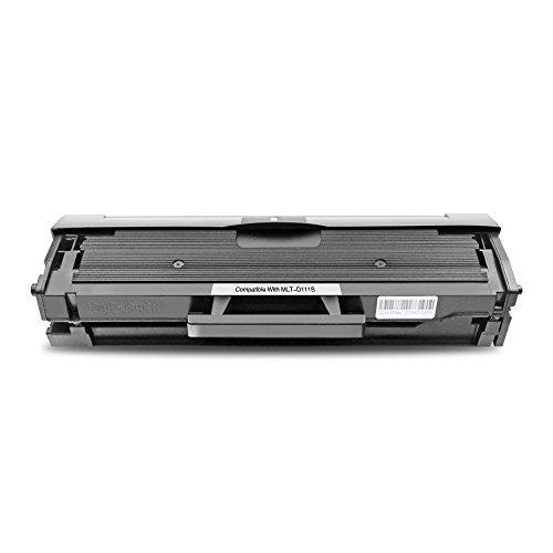 BeOne kompatible Tonerpatrone Ersatz für Samsung 111S MLT-D111S (Schwarz, 1 Pack), Kompatibel mit Samsung Xpress SL-M2022 SL-M2022W SL-M2070 SL-M2070W