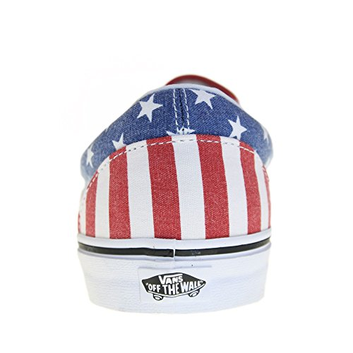 Herren Slip On Vans Classic Slip-On Slippers Van Doren Stars Stripes