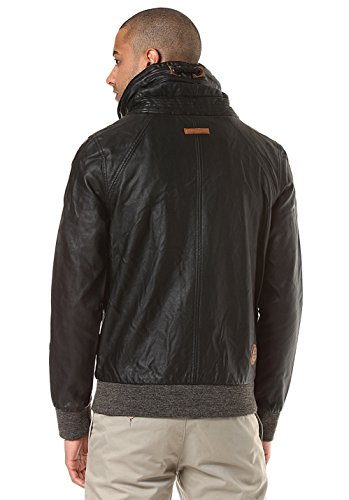 Naketano Male Jacket Formularen füllen Black