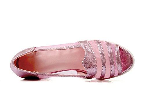 Insun , Sandales pour femme Rose - rose