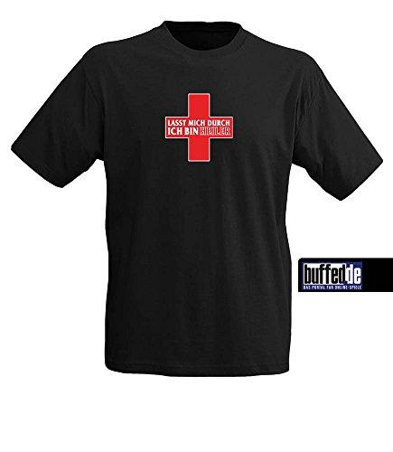Elbenwald Ich bin Heiler T-Shirt - XL
