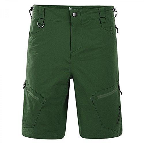 Dare 2B - Tuned In - Pantaloni corti da trekking - Uomo Verde Ulmar