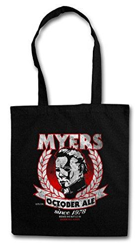 Urban Backwoods Myers October ALE Hipster Bag Beutel Stofftasche Einkaufstasche