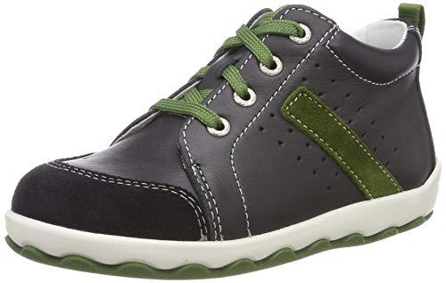 Lurchi Baby Jungen INDY Sneaker, Weiß (Navy 2), 24 EU - Clearance Amazon