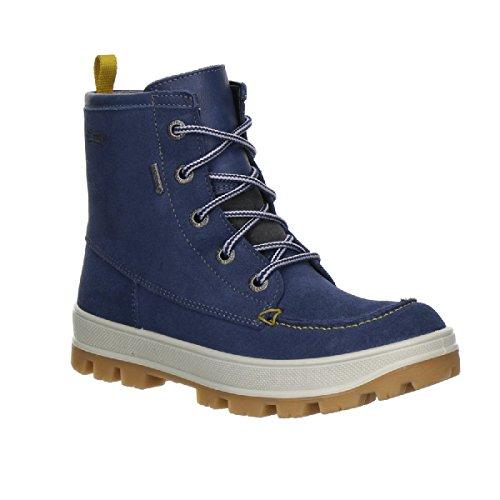 Superfit , Chaussures bateau pour garçon bleu bleu Bleu