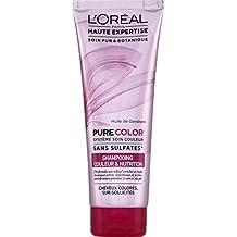 L'Oréal Paris - Shampooing Couleur & Hydratation EverPure - Le tube de 250ml - (pour la quantité plus que 1 nous vous remboursons le port supplémentaire)