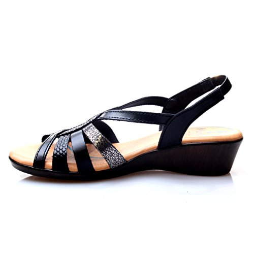 Marila Donna Marila N6015ne sandali Nero