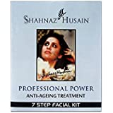 Shahnaz Husain Anti-Ageing Treatment 7 Step Facial Kit 63g