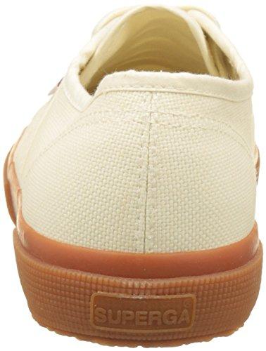 Superga 2750-COTUSHIRT S003I10, Sneaker unisex adulto Avorio (Ivory Gum)