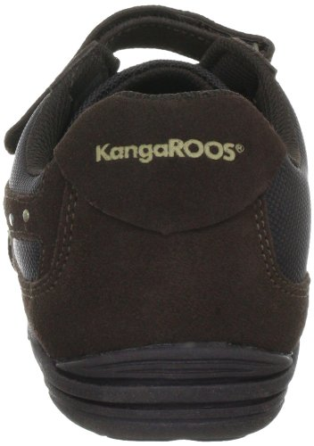 KangaROOS Cathia 1121A, Sneaker ragazza Marrone (Braun (cocoa/sand 311))