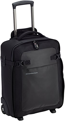 MANDARINA DUCK Valise Rebel Trolley 50 cm 2 L (Noir) 142FRV01651