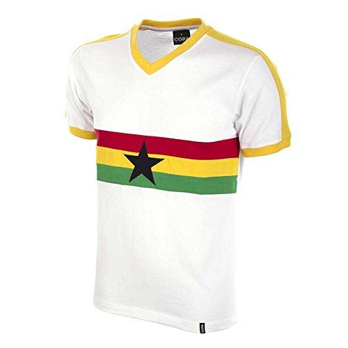 COPA Football - Ghana 80er Jahre Retro Trikot