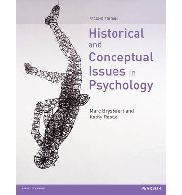 [ HISTORICAL AND CONCEPTUAL ISSUES IN PSYCHOLOGY BY RASTLE, KATHY](AUTHOR)PAPERBACK