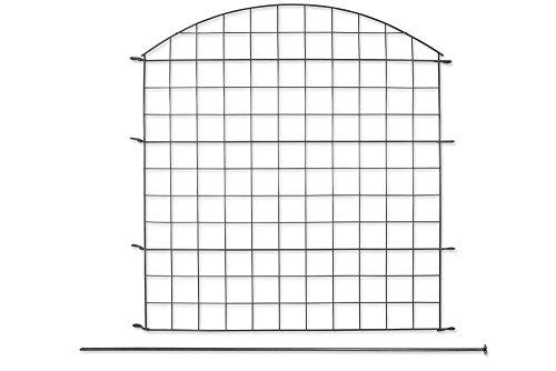 preisvergleich metall teichzaun set oberburg oberbogen 375 x 79 64 willbilliger. Black Bedroom Furniture Sets. Home Design Ideas