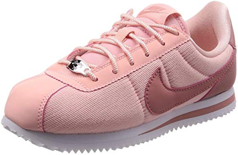finest selection 35f5e ce304 NIKE NIKE NIKE Cortez Basic Txt Se (GS), Chaussures de Running  Compétition FemmeB07FTY7LW8Parent adc84d