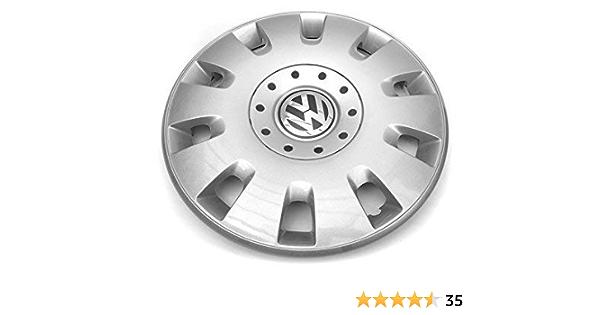 Volkswagen 7h0601147drgz Radkappe 1 Stück Radzierblende Original Vw T5 Radblende 16 Zoll Silber Auto