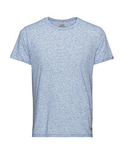 Jack & Jones Herren Rundhals T-Shirt JORPACK Blau