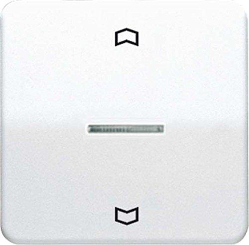 Jung eNet Jalousie-Taste eNet für Serie CD500/CD plus weiß elfenbein Cd500 Cd